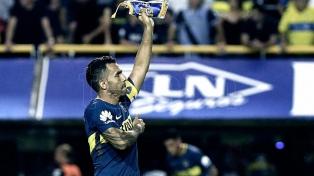 """Tevez: """"Me voy a retirar en Boca a fines de 2019"""""""
