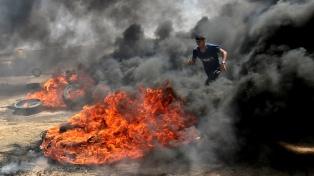 Estados Unidos abrió su embajada en Jerusalén y en Gaza hubo protestas