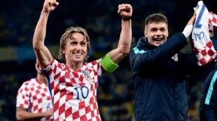 """Modric: """"Vamos a salir a ganar frente a Islandia"""""""