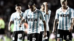 Racing se quedó sin Libertadores y Colón llegó a la Sudamericana