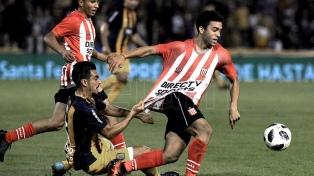 Estudiantes de La Plata rescató un empate agónico en Rosario