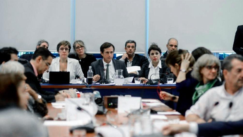 Comienza una nueva audiencia por la despenalización el aborto en Diputados