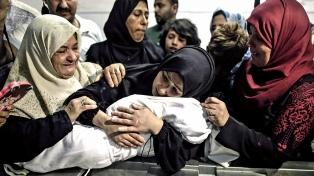 Condenas cruzadas por la masacre en Gaza por parte del Ejército israelí