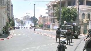 Un joven paramédico palestino muere por disparos del Ejército israelí