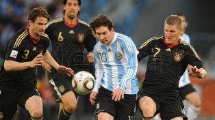 Sudáfrica 2010: De la ilusión al golpazo frente a Alemania