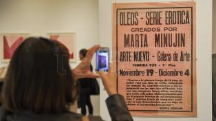 Popnografía: la serie erótica que Marta Minujín nunca volvió a mostrar
