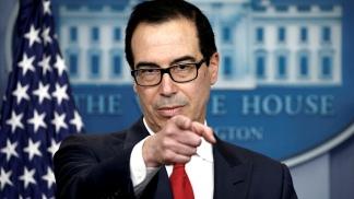 Steven Mnuchin, secretario del Tesoro estadounidense