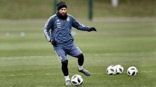 Argentina realizará una práctica abierta en cancha de Vélez