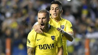 Boca recibe a Cruzeiro por los de cuartos de final
