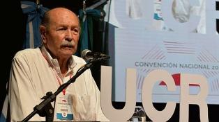 La Convención Nacional de la UCR emitió un comunicado crítico sobre la situación económica