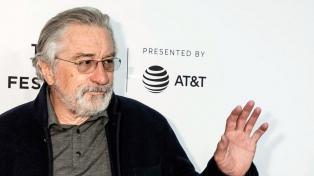 """Robert de Niro se disculpó por el """"comportamiento estúpido"""" de Donald Trump"""