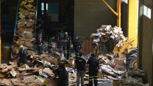 Casi el 40% de los residuos porteños se recuperan en el Centro de Reciclaje Villa Soldati