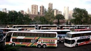 Anuncian descuentos del 30% en los pasajes de ómnibus de larga distancia