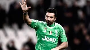 Buffon anunció que se va de la Juventus