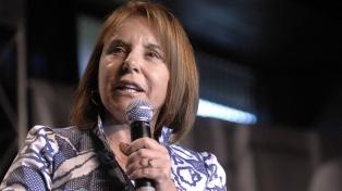 "El Frente de Lavagna llevará a ""Chiche"" Duhalde como candidata a senadora provincial"