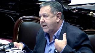 Falleció el diputado y dirigente sindical, Alberto Roberti