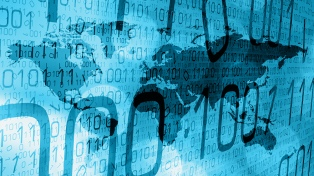 Un mapa interactivo muestra en tiempo real cortes y amenazas a Internet
