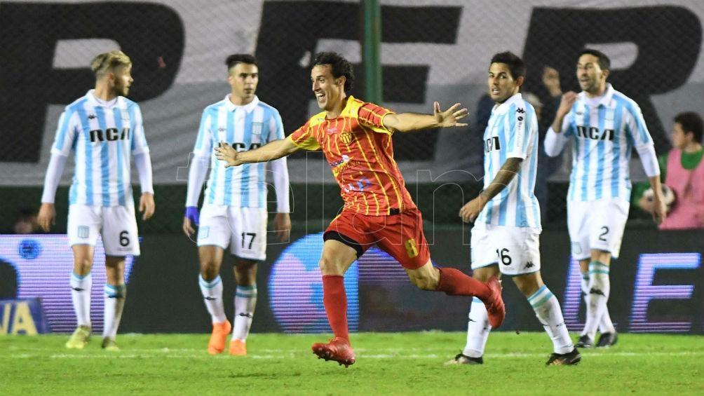 Sarmiento de Chaco eliminó a Racing de la Copa Argentina
