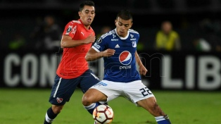 Independiente empató y sigue segundo en el Grupo G