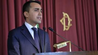 Italia defenderá el déficit del 2,4 % del PBI en la carta a la Comisión Europea