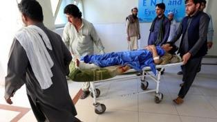 Ocho muertos en un atentado en un partido de críquet