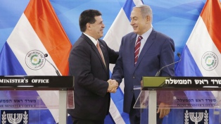 Cartes viaja a Israel para inaugurar la embajada en Jerusalén