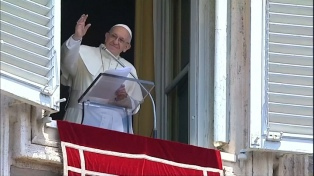 El Papa llamó a examinarse a sí mismo antes de juzgar a los demás