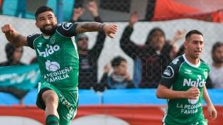 Sarmiento derrotó a San Martín de Tucumán en la primera final del Reducido