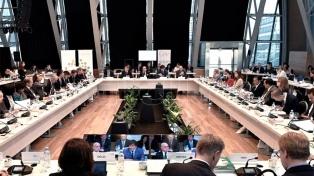 Faurie abre una ronda de reuniones bilaterales con los cancilleres del G20