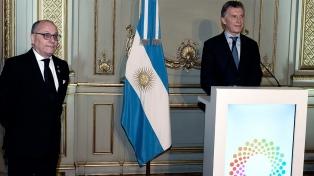 Macri se reúne con los cancilleres de China, Singapur y Reino Unido