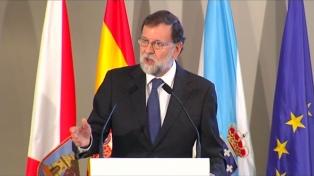 """Destitución de Rajoy: """"Es un hito en 40 años de democracia"""""""