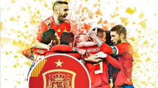 La lista del seleccionado español fue anunciada por las redes sociales