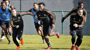 Nainggolan quedó afuera de los convocados por Bélgica para el Mundial