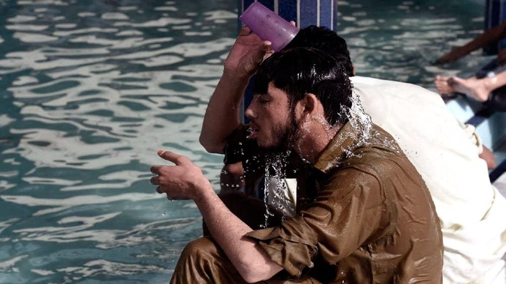 PAKISTÁN: Mueren más de 60 personas por una ola de calor
