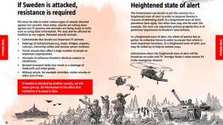 El Gobierno distribuye a sus ciudadanos instrucciones por si se desata una guerra