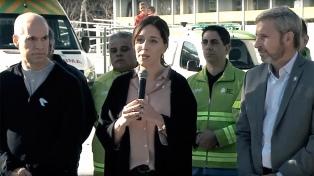 Crean la Red Pública de Salud del Área Metropolitana bonaerense