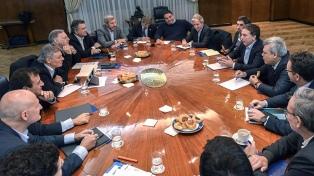 Dujovne planteó al gabinete económico austeridad, sintonía con el Central y medidas para reducir la pobreza