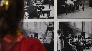 Las fotografías de Berni en los burdeles de Rosario que inspiraron Ramona Montiel