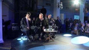 Urtubey y Pichetto encabezaron un acto peronista con tintes electorales