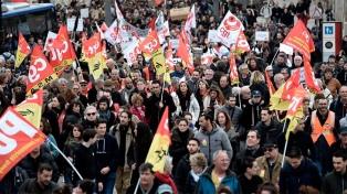 Incidentes y detenidos durante la tercera huelga de funcionarios públicos