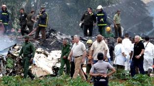 Avanza la identificación de las victimas del accidente aereo