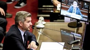 Peña aseguró que continuará la obra pública porque genera competitividad y mano de obra