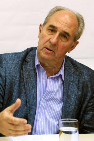 Ex secretario de energía Jorge Lapeña