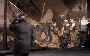 Identificaron a las víctimas del derrumbe del ex cine Parravicini