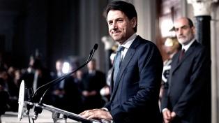 Giuseppe Conte, el nuevo premier italiano, visitará al presidente francés Macron