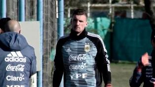 La Selección entrenó con cinco nuevos jugadores
