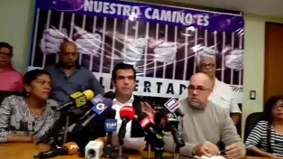 Solo 20 de 40 liberados son presos políticos, según una ONG venezolana