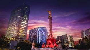 El turismo argentino a México aumentó un 14% los tres primeros meses de 2018