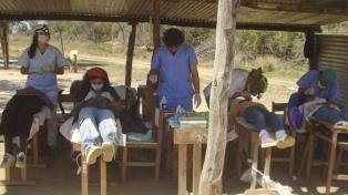 Alumnos y docentes de odontología de la UNLP asistirán a los niños
