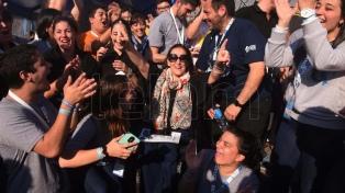 Michetti destacó el significado del II Encuentro de la Juventud en Rosario